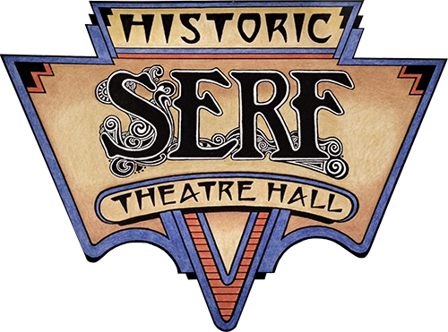 The Historic Serf Theatre Hall