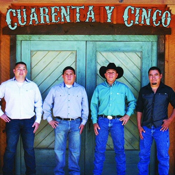Cuarenta Y Cinco Concert - July 5, 2019