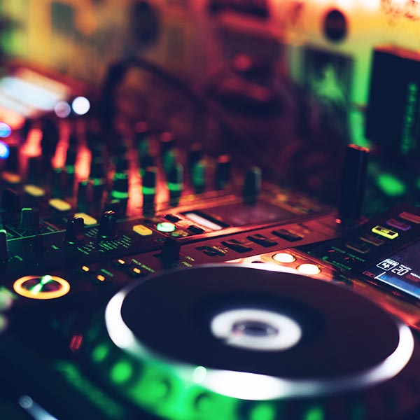 DJ Services & Audio Production